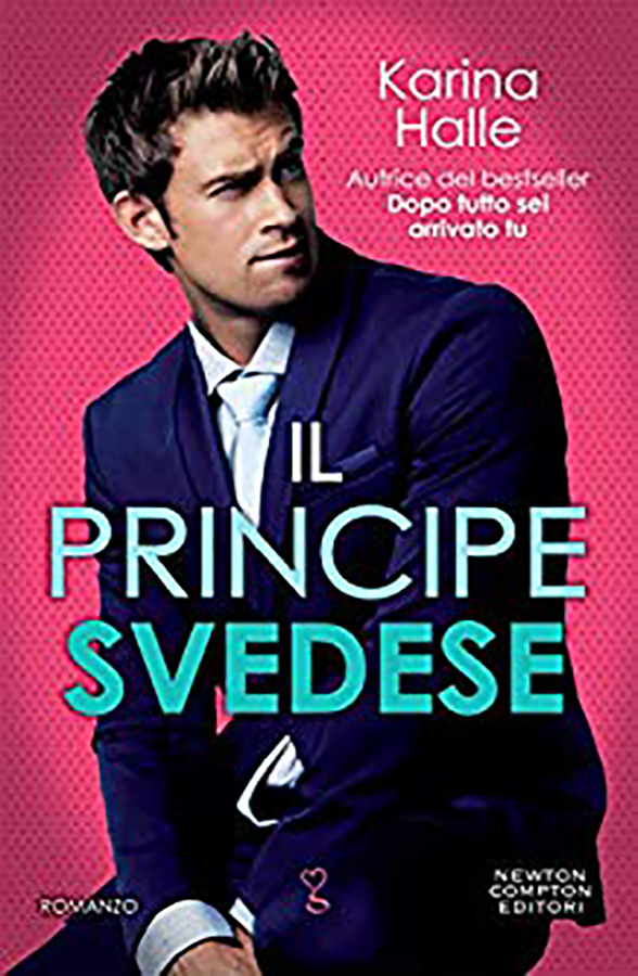 Il principe svedese - Around Books by Vanessa