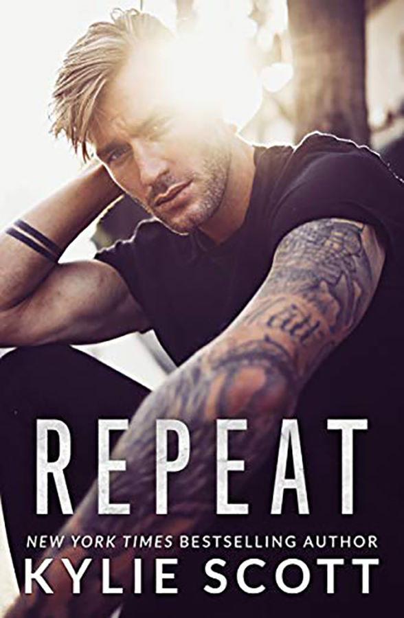 repeat-kylie scott-around books by vanessa