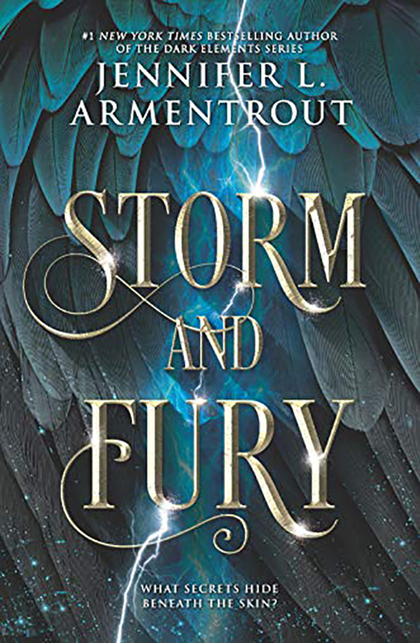 Storm and Fury - Around Books by Vanessa
