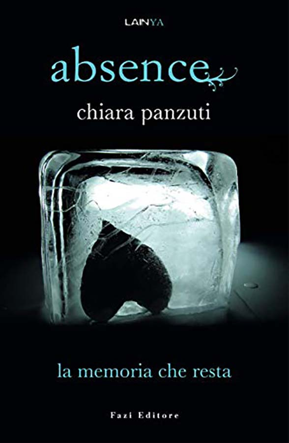 absence la memoria che resta-chiara panzuti-around books by vanessa
