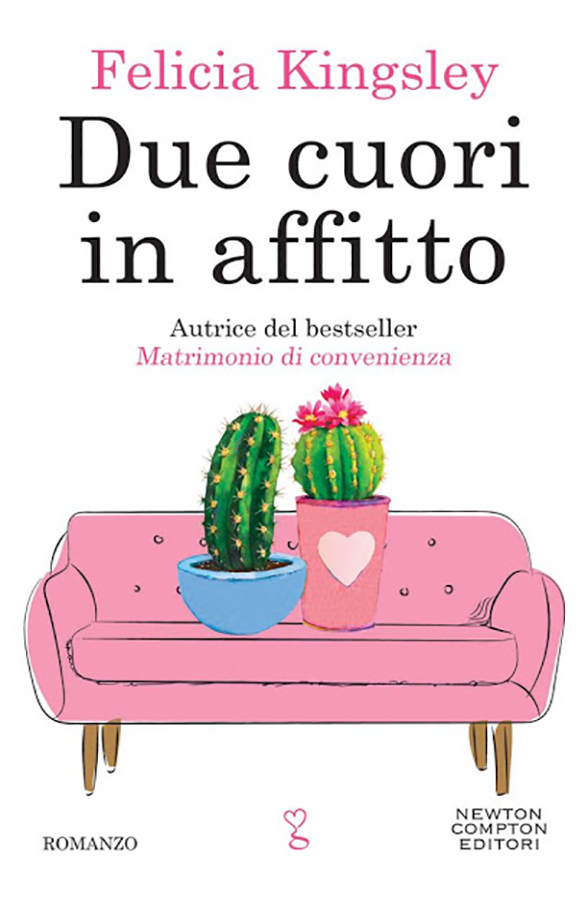 due cuori in affitto-felicia kingsley-around book by vanessa