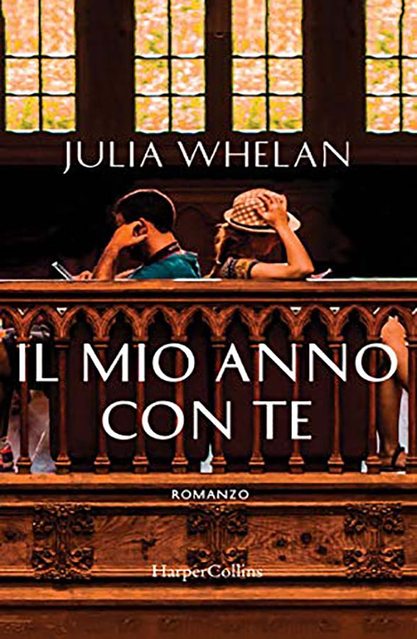 il mio anno con te-julia whelan-around books by vanessa