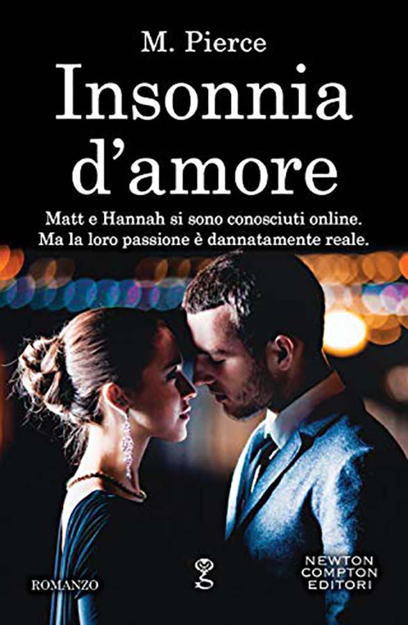 insonnia d'amore-m pierce-around books by vanessa