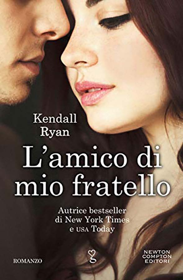 l'amico di mio fratello-kendall ryan-around books by vanessa