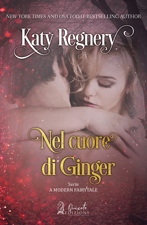 Nel cuore di ginger-katy regnery-around books by vanessa