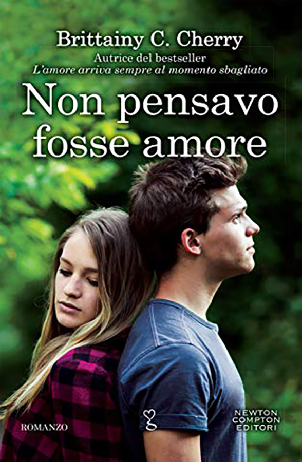 Non pensavo fosse amore-brittainy c cherry-around books by vanessa