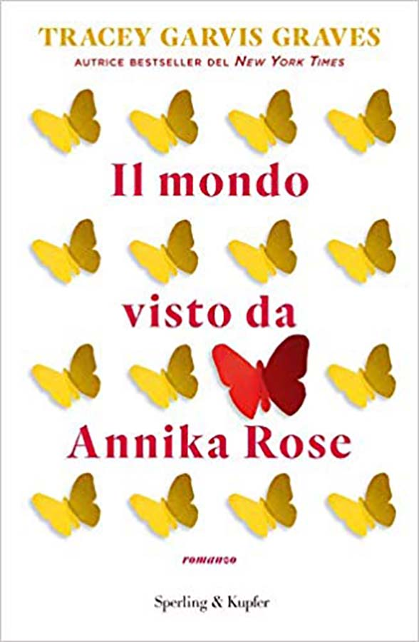 il mondo visto da annika rose- tracey garvis graves-around books by vanessa
