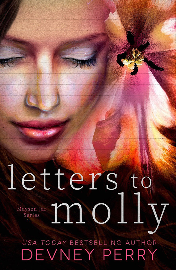 letters-to-molly-devney perry-around books by vanessa