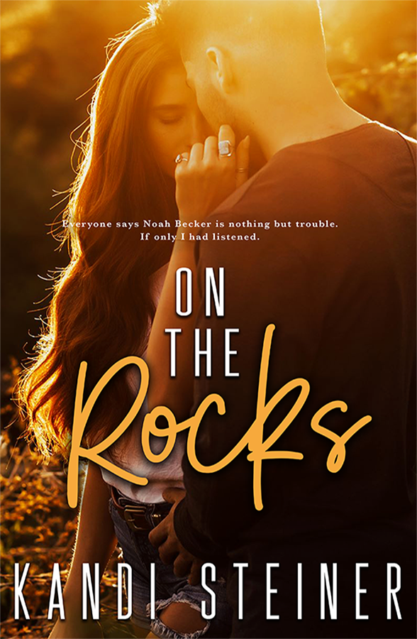 on the rocks-kandi steiner-around books by vanessa